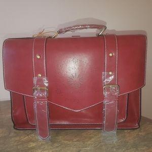 Laptop messenger backpack bag